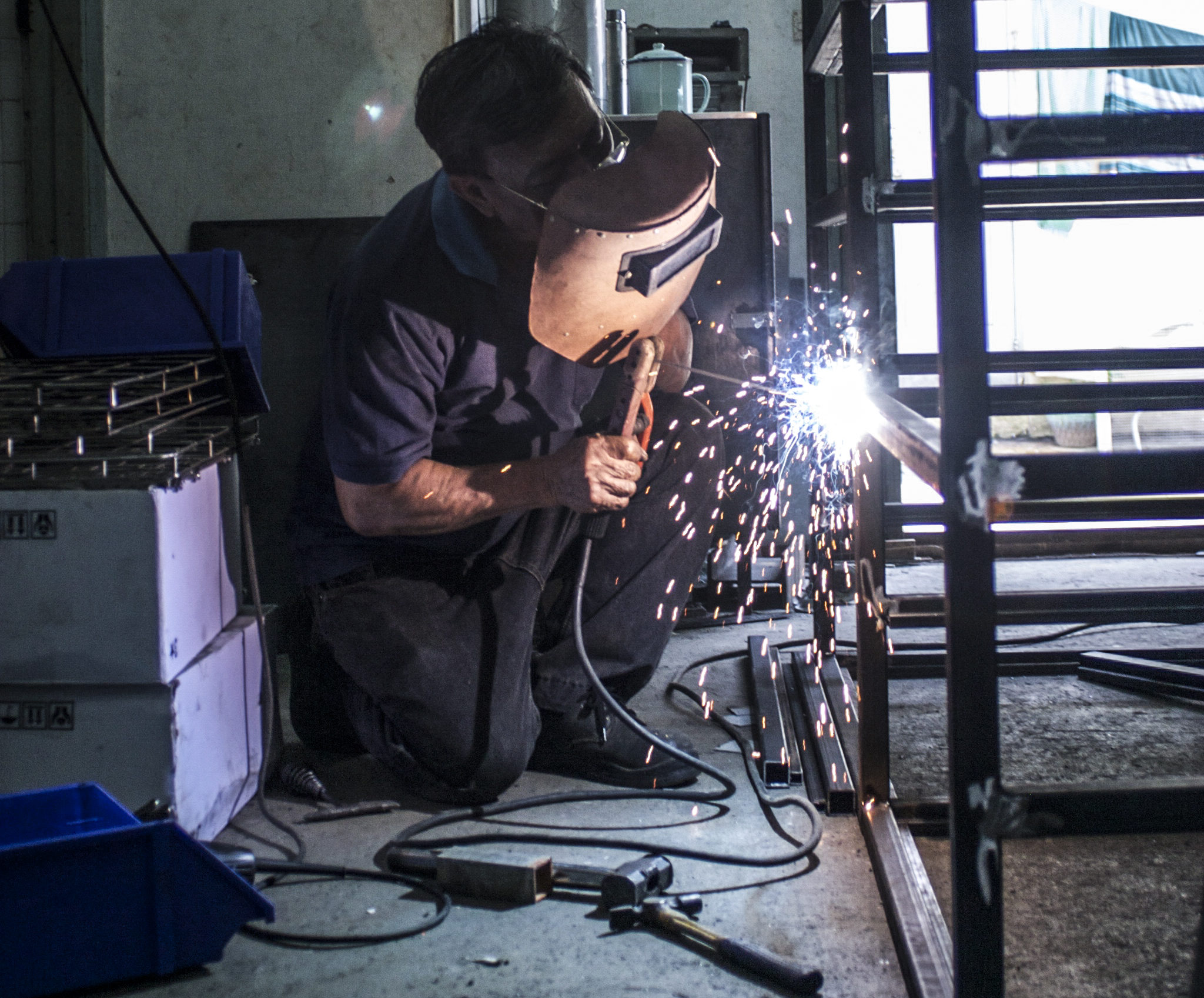 Singapore's Leading Fabrication Company